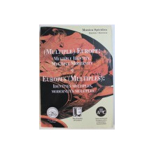 ( MULTIPLE ) EUROPE : MULTIPLE IDENTITY , MULTIPLE MODERNITY , EDITIE IN ENGLEZA - FRANCEZA , editor MONICA SPIRIODN , 2002