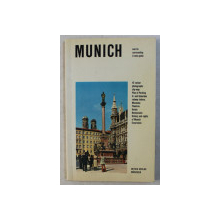 MUNICH AND ITS SURROUNDING - A NEW GUIDE , text and photographs by FRITZ WITZIG , 1986