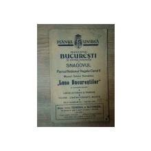 MUNICIPIUL BUCURESTI SI IMREJURIMILE, SNAGOVUL, PARCUL NATIONAL REGELE CAROL II, MUZEUL SATULUI ROMANESC