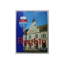 MUNICIPIUL REGHIN , ROMANIA , 1994 * EDITIE MULTILINGVISTICA
