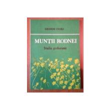 MUNTII RODNEI - STUDIU GEOBOTONIC-GHEORGHE COLDEA, BUC. 1990