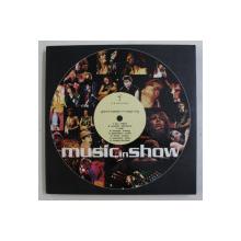 MUSIC IN SHOW di GIANNI BASSO , ALBUM DE FOTOGRAFIE DIN CONCERTE , 2005
