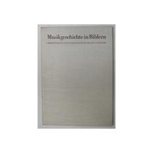 MUSIKGESCHICHTE IN BILDERN  - BAND III  - MUSIK DES MITTELALTERS UNDE DER RENAISSANCE  / LIEFERUNG 2 von H.G. FARMER