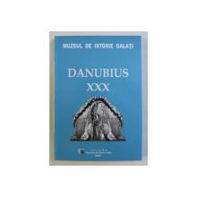 MUZEUL DE ISTORIE GALATI - DANUBIUS XXX , 2012