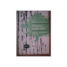 MUZICA SIMFONICA , MODERNA - CONTEMPORANA 1930-1950 de WILHELM GEORG BERGER , 1976