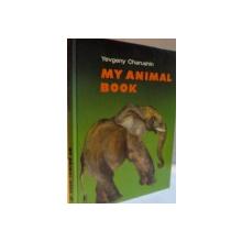 MY ANIMAL BOOK , DRAWINGS by NIKITA CHARUSHIN , 1984
