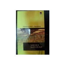 NARCIS SI GURA-DE-AUR de HERMAN HESSE , 2001