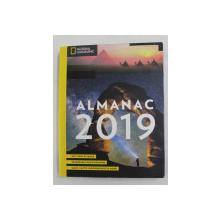 NATIONAL GEOGRAPHIC - ALMANAC 2019