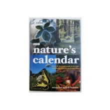 NATURE ' S  CALENDAR - A MONTH - BY - MONTH GUIDE TO THE BEST WILDLIFE LOCATIONS IN THE BRITISH ISLES , by CHRIS PACKHAM , 2007
