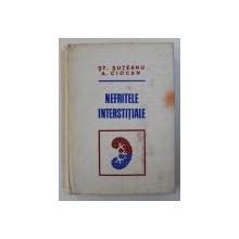 NEFRITELE INTERSTITIALE de STEFAN SUTEANU...ADRIAN CIOCAN , 1974