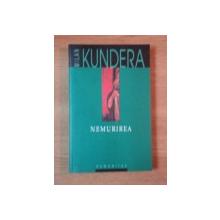 NEMURIREA de MILAN KUNDERA  2002