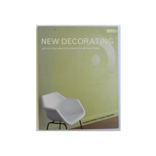 NEW DECORATING  - WITH STYLISH , PRACTICAL FOR EVERY ROOM by ELIZABETH WILHIDE & JOANNA COPESTICK , 1998