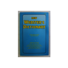NEW WEBSTER' S DICTIONARY , OVER 250.000 WORDS AND MEANINGS by R. F. PATTERSON , 1995