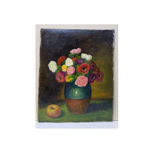 Nicolcea Spineni - Flori in ulcea