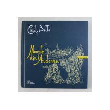 NOAPTE DIN ANDERSEN , POEME ROSTITE LA RADIO ( 1967 - 1973 ) , ilustratii de TUDOR JEBELEANU , de EMIL BOTTA , 2011 *CONTINE CD