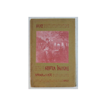 NOAPTEA INVIERII  - DRAMA IN 3 ACTE de HERZ , 1909