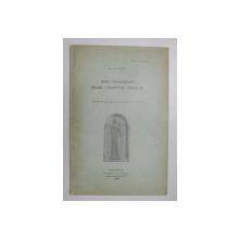 NOTES EPIGRAPHIQUES ENCORE L 'INSCRIPTION D 'ABERCIUS par H. GREGOIRE , 1933 , DEDICATIE*