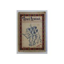 NOUA LUMINA ... de TEODOR BUCURESCU , 1919
