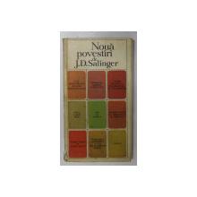 NOUA POVESTIRI de J. D. SALINGER , 1971