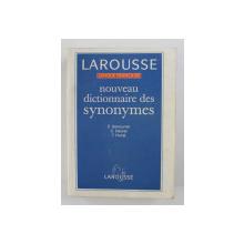 NOUVEAU DICTIONNAIRE DES SYNONIMES - LAROUSSE par E . GENOUVRIER ...T. HORDE , 1995