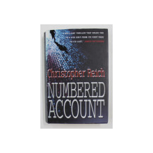 NUMBERED ACCOUNT by CHRISTOPHER REICH , 1998