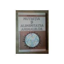 NUTRITIA SI ALIMENTATIA ANIMALELOR de IOAN STOICA , Bucuresti 1997