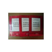 NUTRITIA SI ALIMENTATIA ANIMALELOR VOL I , II , III de I. MIRCEA POP , P. HALGA , T. AVARVAREI , 2006