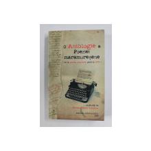 O ANTOLOGIE A POEZIEI MARAMURESENE DE LA POEZIA POPULARA PANA IN 2009 . alcatuita de NICOLAE PAUNA SCHEIANU  , 2010 , DEDICATIE*