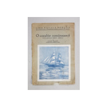 O corabie romaneasca, Nava Scoala Brikul 'Mircea' de Jean Bart