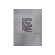 O. Harmelin, Dictionar din Spasme sub Infinit