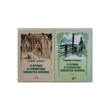 O ISTORIE A LITERATURII CINEGETICE ROMANE de GABRIEL CHEROIU , VOLUMELE I - II , 2003 - 2007