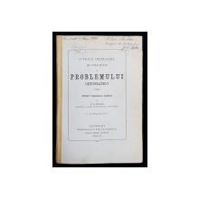 O NOUA INCERCARE DE SOLUTIUNE A PROBLEMEI ORTOGRAFICU  - STUDIU FILOLOGICO   - CRITICU de G. L. FROLLO , 1875 , CONTINE DEDICATIA AUTORULUI *
