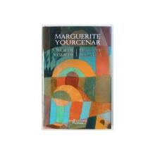 OBOLUL VISULUI / POVESTE ALBASTRA  de MARGUERITE YOURCENAR , 2018