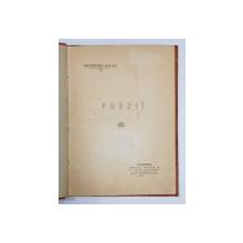 OCTAVIAN GOGA, POEZII, - BUDAPESTA, 1905 *PRIMA EDITIE