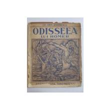 ODISSEEA LUI HOMER REPOVESTITA TINERETULUI SCOLAR de GH. DEM. ANDREESCU, EDITIA A II-A REVAZUTA SI ADAUGITA