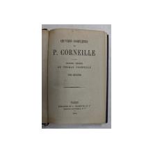 OEUVRES COMPLETES de P. CORNEILLE , TOME  DEUXIEME , 1864