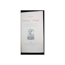 OEUVRES DE VICTOR HUGO, LES FEUILLES D'AUTOMNE, LES CHANTS DU  CREPUSCULE - PARIS, 1835