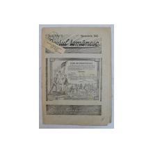 OGORUL ROMANESC  - ORGAN BILUNAR DE PROPAGANDA SI POPULARIZARE AGRICOLA , ANUL VII , NR.  12  , DECEMBRIE , 1945