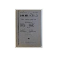 OGORUL SCOALEI - REVISTA INVATATORILOR DIN JUDETUL TURDA , ANUL X , NR. 5-6 , IAN . - FEBR.  , 1944