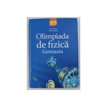 OLIMPIADA DE FIZICA - GIMNAZIU de ION TOMA si VICTOR STOICA , 2010