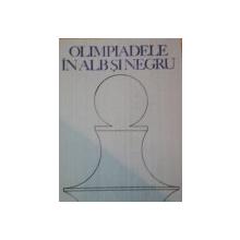 OLIMPIADELE IN ALB SI NEGRU de ELISABETA POLIHRONIADE, BUC. 1976