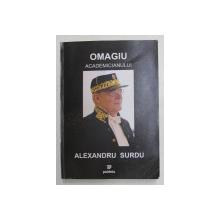 OMAGIU ACADEMICIANULUI ALEXANDRU SURDU , 2008, DEDICATIE *