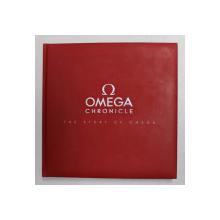 OMEGA CHRONICLE - THE  STORY OF OMEGA , 2012