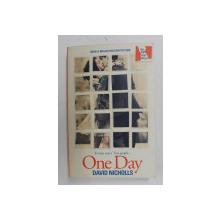 ONE DAY by DAVID NICHOLLS , 2010