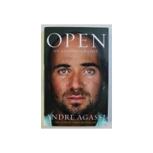 OPEN  - AN AUTOBIOGRAPHY by ANDRE AGASSI , 2009