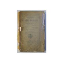 OPERATIONS DE L ' ARMEE ROUMANIE PENDANT LA GUERRE DE L ' INDEPENDANCE - JOURNAL D ' UN OFFICIER par P. ST . VASSILIOU , 1880 , DEDICATIE*