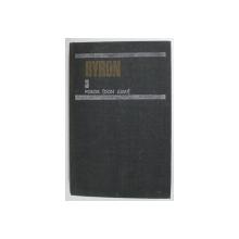 OPERE 3 - POEZIA DON JUAN de BYRON , 1987