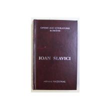 OPERE 4 de IOAN SLAVICI , 2001