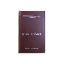 OPERE 7 de IOAN SLAVICI , 2001