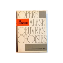 OPERE ALESE , OEUVRES CHOISIES , 1965